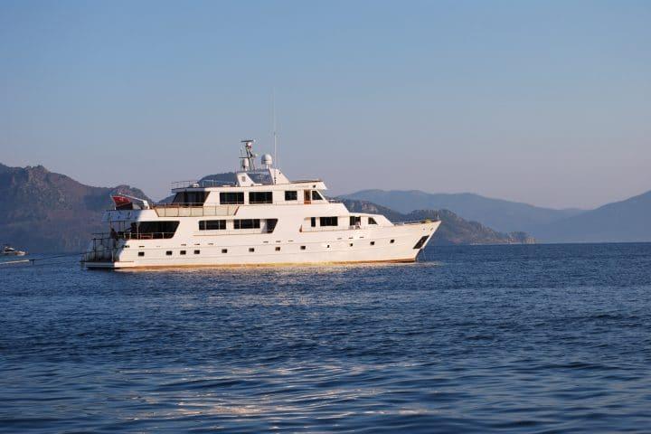 RSL at Sea