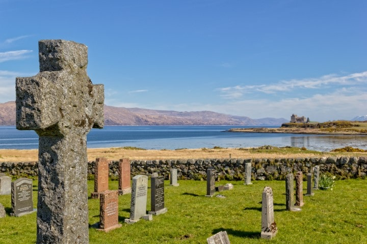 Duart Castle - Isle of Mull - Inner Hebrides of Scotland