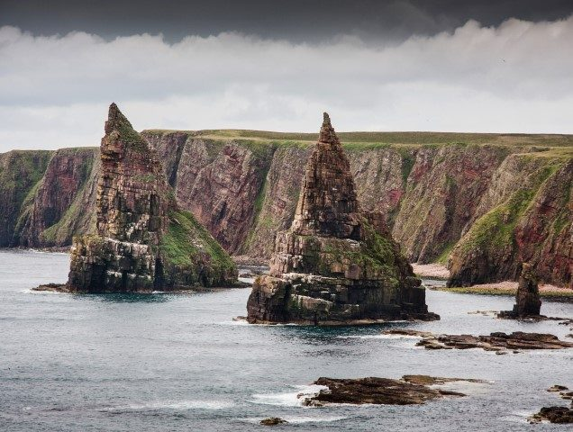 North Coast of Scotland, John o' Groats, Highland, UK