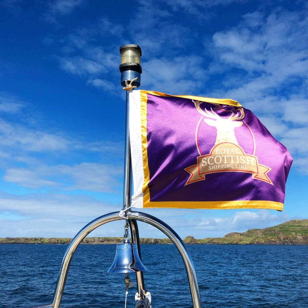The Royal Scottish Shipping Line Flag